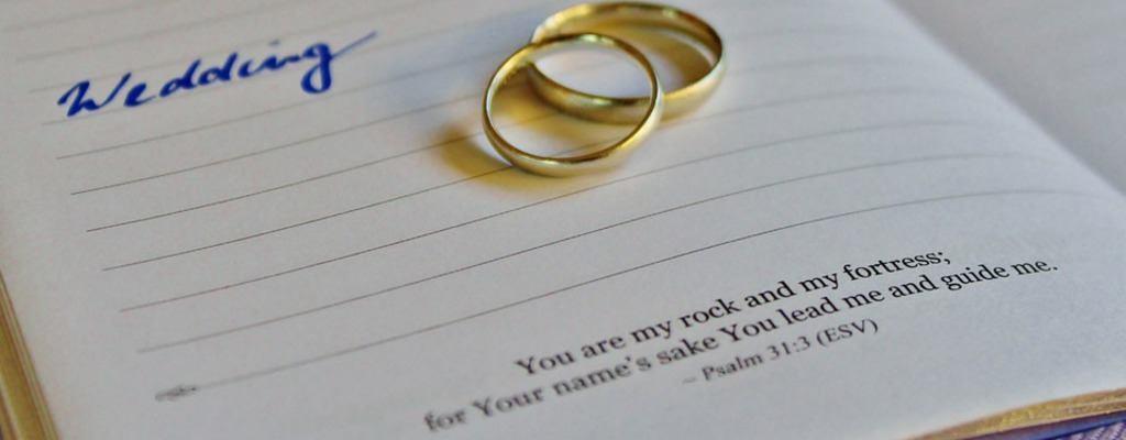 Wat is het geheim van een gelukkig huwelijk?